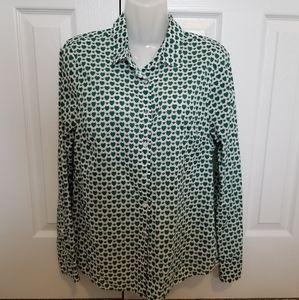 JCrew Heart & Bee Shirt